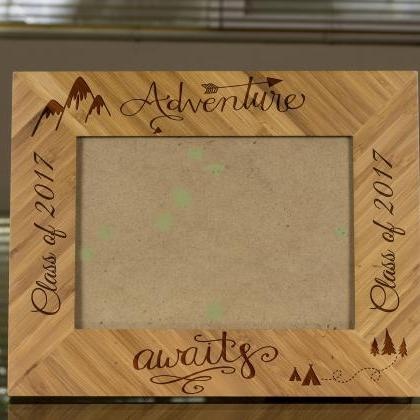Adventure awaits Picture Frame, Eng..