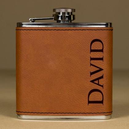 Personalized Flask, Flask For Him ,..