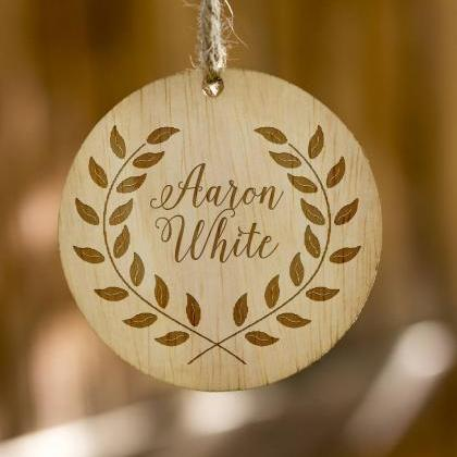 Personalized Christmas Ornament, Co..