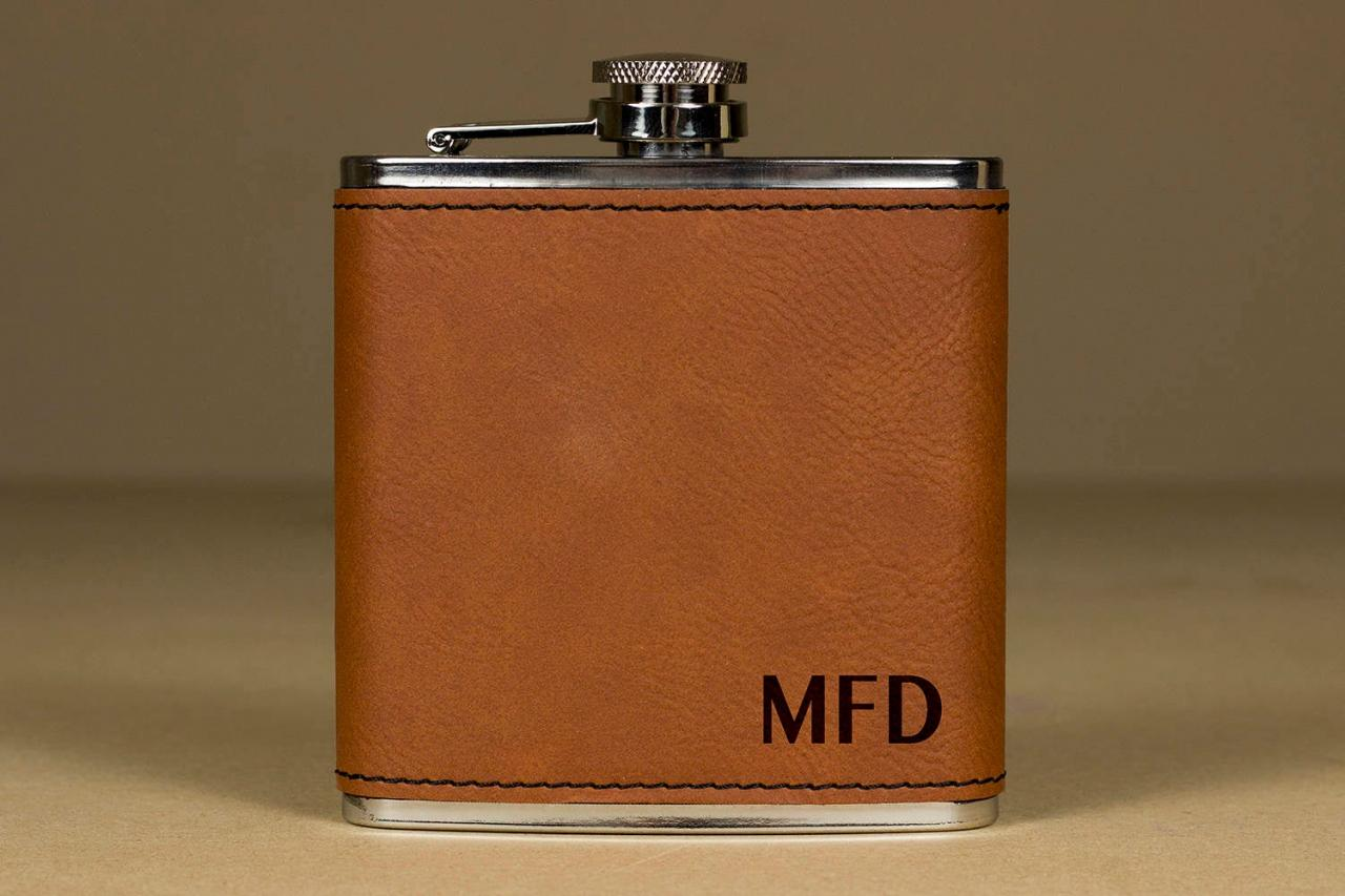 Personalized Flask, Wedding Flask, Flask For Him, Gift for wedding, Gifts for him, birthday gift, best man gift, Hip Flask